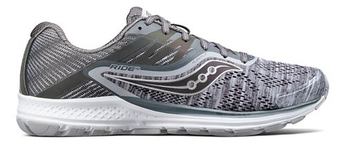 Mens Saucony Ride 10 Running Shoe - Chroma 10