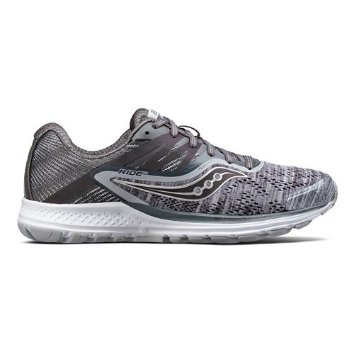 Womens Saucony Ride 10 Running Shoe - Chroma 7