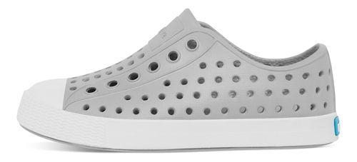 Kids Native Jefferson Casual Shoe - Grey 8C