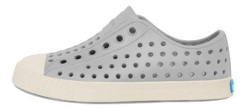 Kids Native Jefferson Casual Shoe - Grey/White 7C