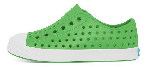 Kids Native Jefferson Casual Shoe - Grasshopper Green 13C
