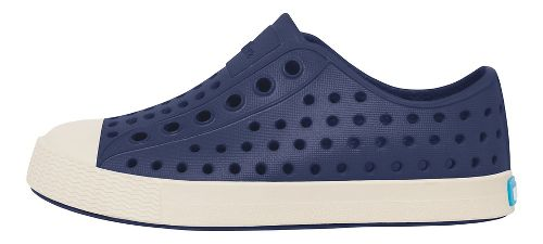 Kids Native Jefferson Casual Shoe - Navy/White 13C