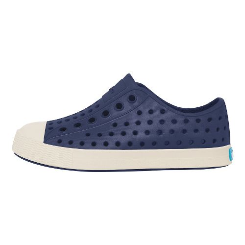 Kids Native Jefferson Casual Shoe - Navy/White 8C