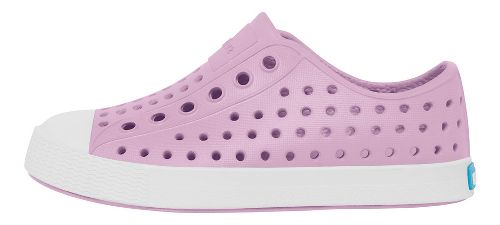 Kids Native Jefferson Casual Shoe - Lavender/White 12C