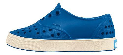 Kids Native Miller Casual Shoe - Blue/White 9C