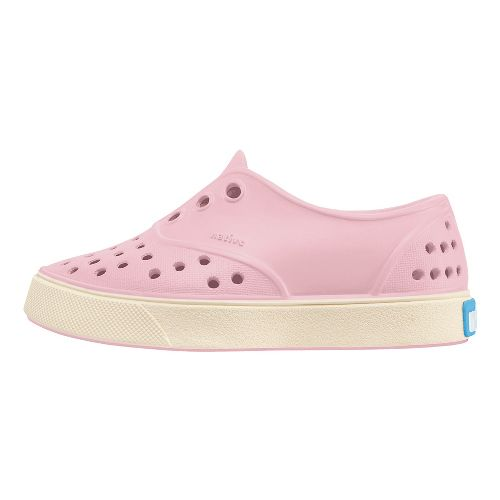 Kids Native Miller Casual Shoe - Pink/White 10C