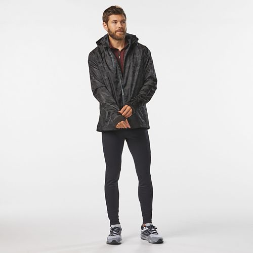 Mens R-Gear All Weather Rain Jackets - Black L