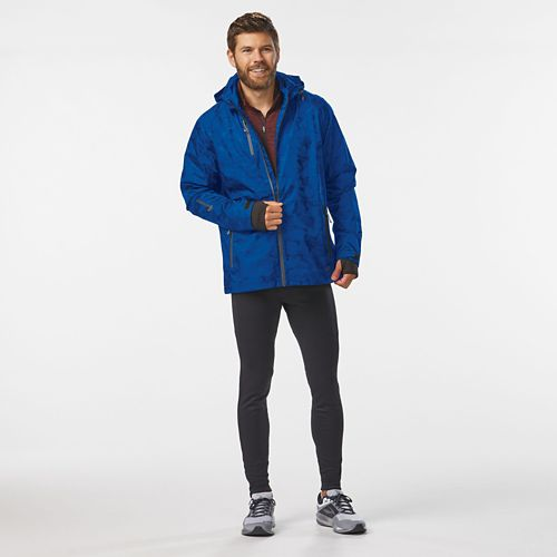 Mens R-Gear All Weather Rain Jackets - Cobalt S