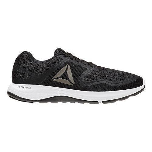 Mens Reebok Astroride Duo Running Shoe - Black/Grey 8