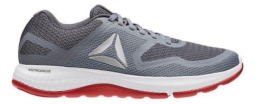 Mens Reebok Astroride Duo Running Shoe - Grey/Silver 10.5