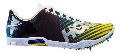 Womens Hoka One One Speed EVO R Track and Field Shoe - Rio 7.5