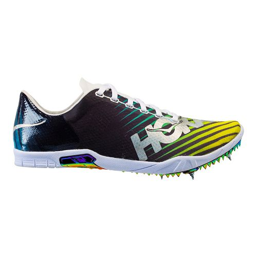 Womens Hoka One One Speed EVO R Track and Field Shoe - Rio 7