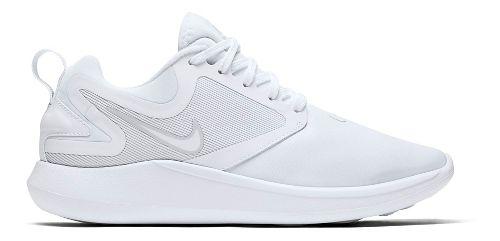 Womens Nike LunarSolo Running Shoe - Platinum 10