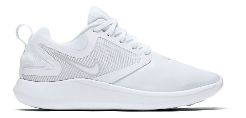 Womens Nike LunarSolo Running Shoe - Platinum 7.5