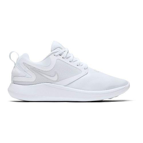 Womens Nike LunarSolo Running Shoe - Platinum 6