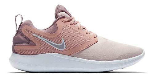 Womens Nike LunarSolo Running Shoe - Moon Particle 7.5