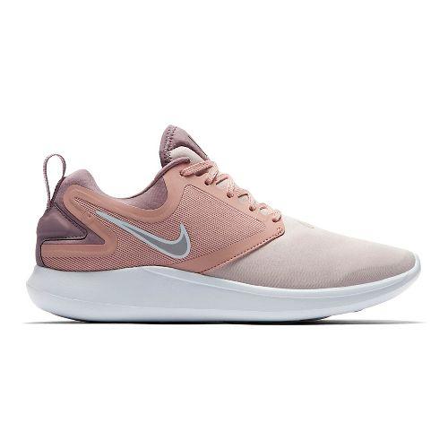 Womens Nike LunarSolo Running Shoe - Moon Particle 9