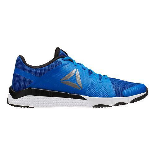 Mens Reebok Trainflex Cross Training Shoe - Blue/Black 9