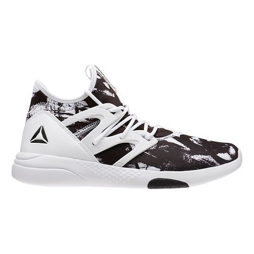 Womens Reebok Hayasu LTD Cross Training Shoe - White/Black 6