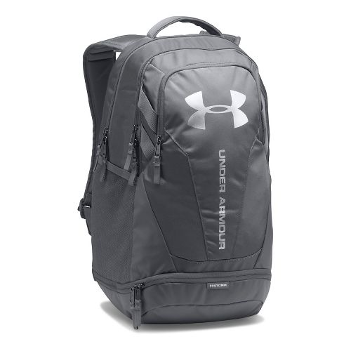 Under Armour Hustle 3.0 Backpack Bags - Graphite