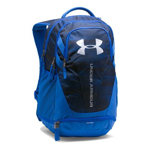 Under Armour Hustle 3.0 Backpack Bags - Ultra Blue/Black
