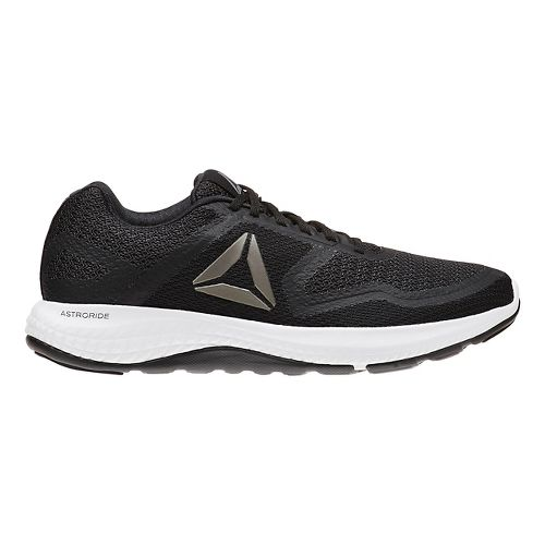 Womens Reebok Astroride Duo Running Shoe - Black/Grey 7.5