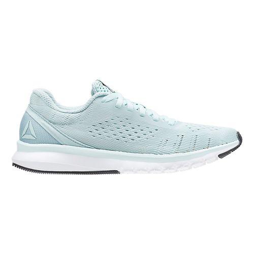 Womens Reebok Print Smooth ULTK Running Shoe - Mint/White 7