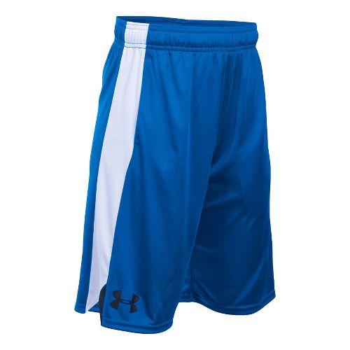 Under Armour Boys Eliminator Shorts - Ultra Blue/White YXS