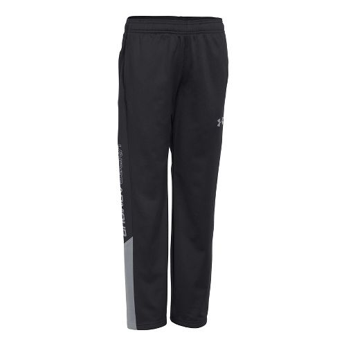 Under Armour Boys Brawler 2.0 Pants - Black/Steel YL