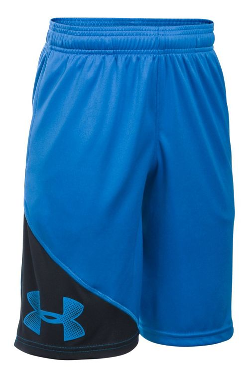 Under Armour Boys Tech Prototype Shorts - Ultra Blue YXS