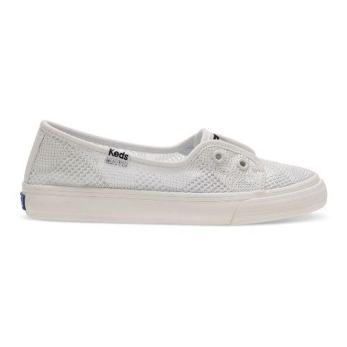 Keds Double Up Shortie Walking Shoe - White 13C