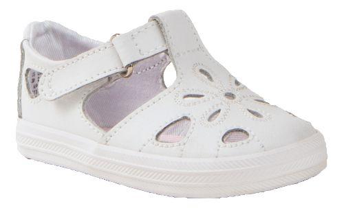 Keds Lil Adelle Walking Shoe - White 4C