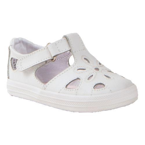 Keds Lil Adelle Walking Shoe - White 3C