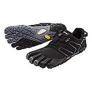 Mens Vibram FiveFingers V-Trail Trail Running Shoe - Black/Grey 41