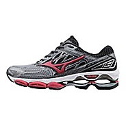 Mens Mizuno Wave Creation 19 Running Shoe - Grey/Red 15