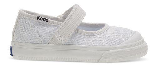 Keds Double Up MJ Walking Shoe - White 4C