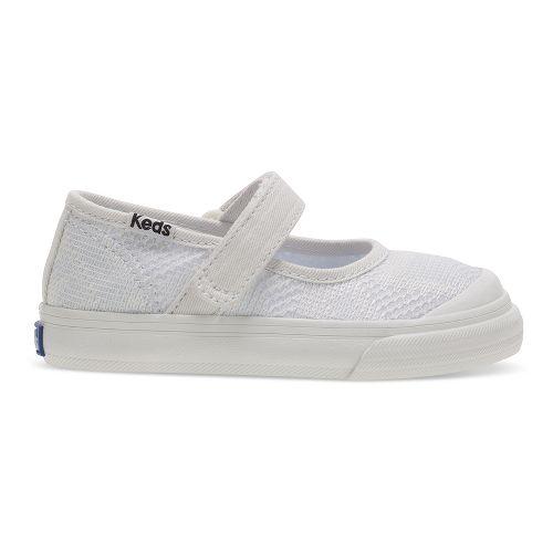 Keds Double Up MJ Walking Shoe - White 4.5C