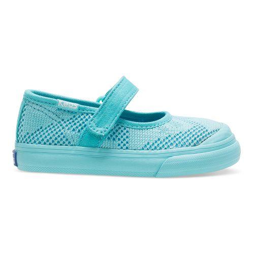 Keds Double Up MJ Walking Shoe - Turquoise 4.5C