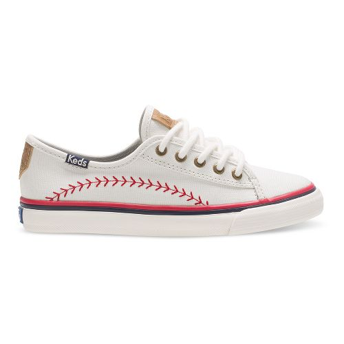 Keds Double Up Walking Shoe - Pennant 5Y
