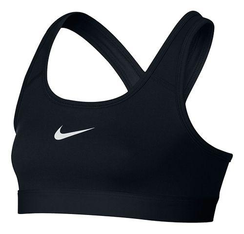 Nike Girls Pro Classic Sports Bra - Black YM