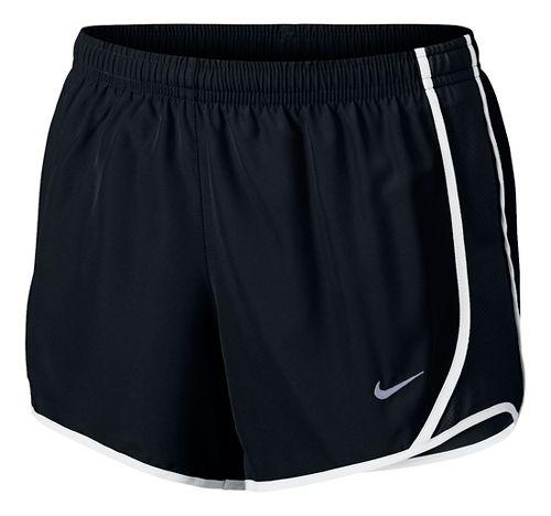 Nike Girls Dry Tempo Shorts - Black YL