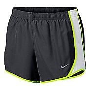 Nike Girls Dry Tempo Shorts - Anthracite/White YM