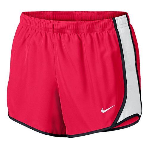 Nike Girls Dry Tempo Shorts - Racer Pink/White YL