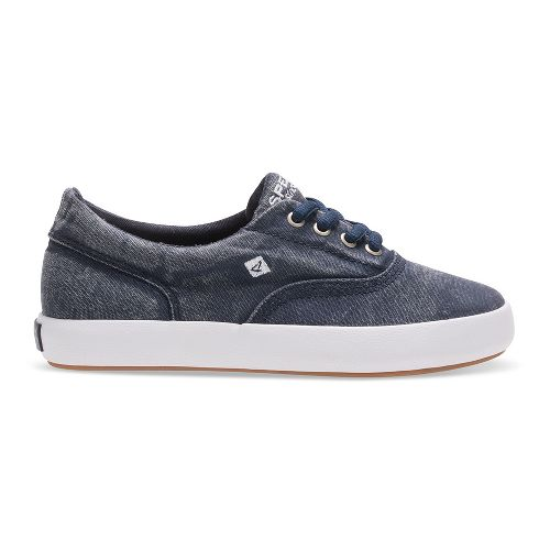 Sperry Top-Sider Wahoo Casual Shoe - Navy 7Y