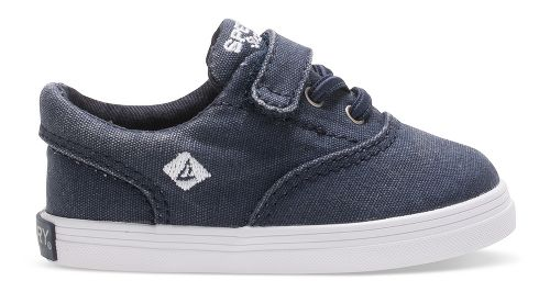 Sperry Top-Sider Wahoo Crib Casual Shoe - Navy 1C