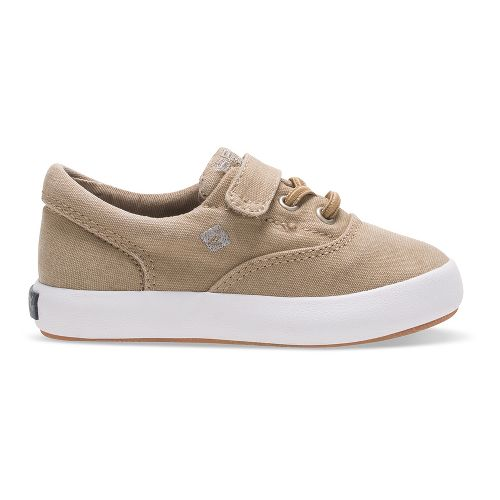 Sperry Top-Sider Wahoo Jr. Casual Shoe - Khaki 9.5C