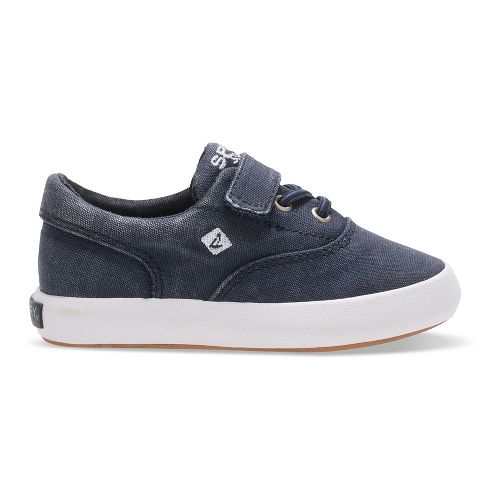 Sperry Top-Sider Wahoo Jr. Casual Shoe - Navy 10.5C