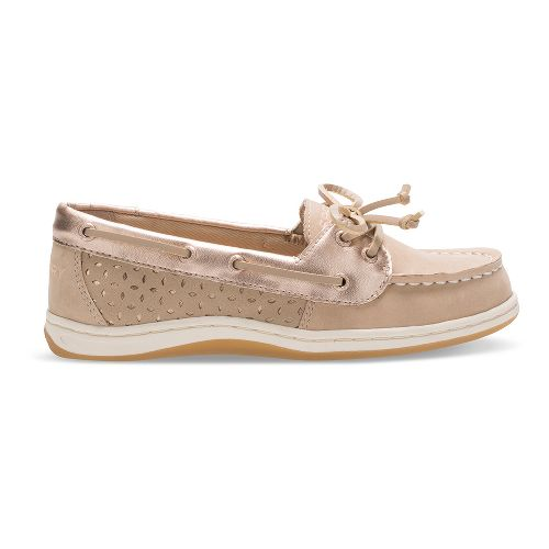 Sperry Top-Sider Firefish Casual Shoe - Silver/Rose Gold 2Y