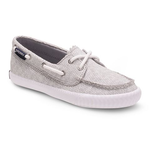 Sperry Top-Sider Sayel Casual Shoe - Grey Diamond 5.5Y