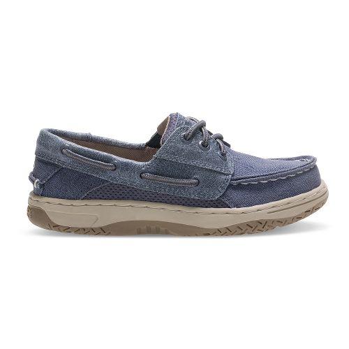 Sperry Top-Sider Billfish Casual Shoe - Slate Blue 3Y